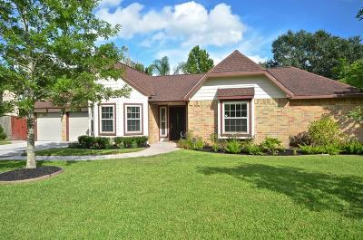 Friendswood Single Family Home For Sale: 813 Essex Drive