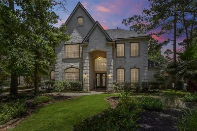 The Woodlands TX Single Family Home For Sale: $549,900