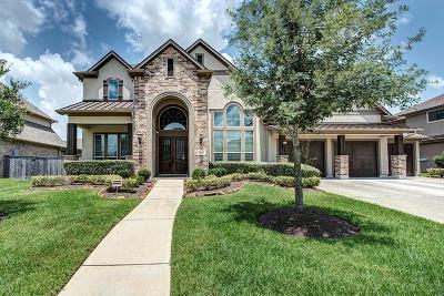 Humble Single Family Home For Sale: 14615 Paloma Glen
