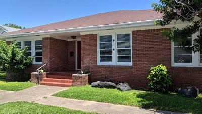 Galveston County Rental For Rent: 4114 Avenue S 1/2