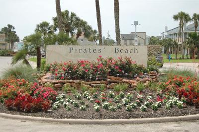 Galveston Residential Lots & Land For Sale: Lot 6 Pirates Beach Court