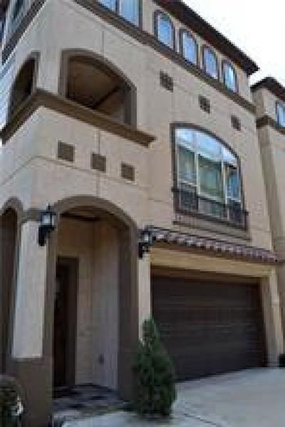 Houston Single Family Home For Sale: 1025 W 21st Street #D