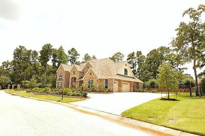 Cypress Single Family Home For Sale: 15011 Hidden Valley Waters Drive