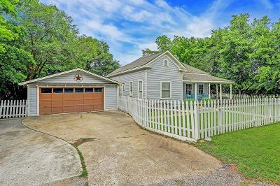 Montgomery Single Family Home For Sale: 708 College Street