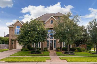 Friendswood Single Family Home For Sale: 2500 W Ranch Drive