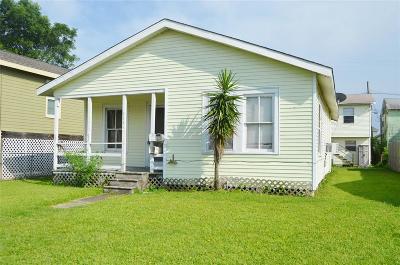 Galveston County Multi Family Home For Sale: 5421 Avenue O 1/2