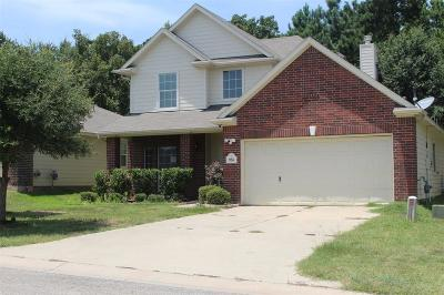 Conroe Single Family Home For Sale: 956 Oak Glen Drive