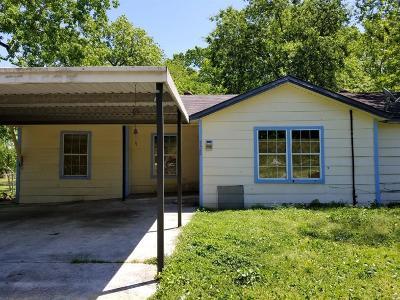 Houston Single Family Home For Sale: 9420 Pembrook Street