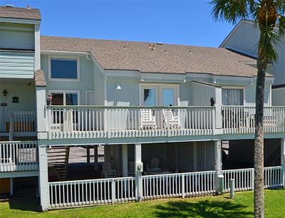 Galveston Condo/Townhouse For Sale: 102 Jean Lafitte Cove