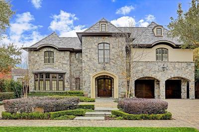 Harris County Single Family Home For Sale: 323 E Cowan Drive