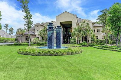 The Woodlands Single Family Home For Sale: 47 Grand Regency Circle