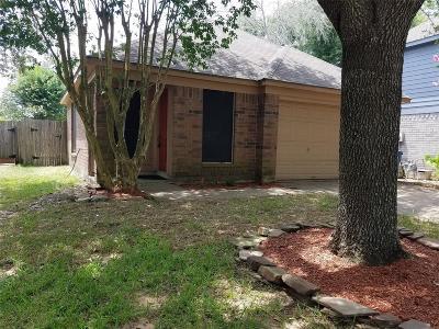 Rosenberg Single Family Home For Sale: 2004 Old Creek Drive