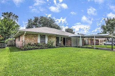 Deer Park Single Family Home For Sale: 1121 E Dartmouth Lane