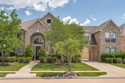 Cypress TX Single Family Home For Sale: $549,000