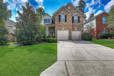The Woodlands Single Family Home For Sale: 100 N Frontera Circle