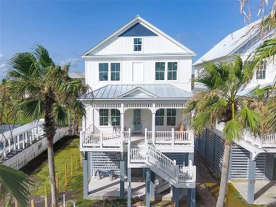 Galveston Single Family Home For Sale: 746 Shiraz Passage