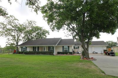 Richmond Single Family Home For Sale: 7722 Fm 2977 Road