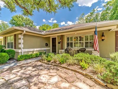 Bellaire Single Family Home For Sale: 4503 Sunburst Street