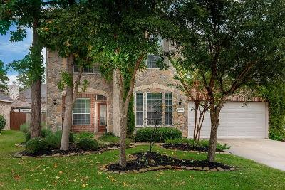 The Woodlands Single Family Home For Sale: 6 Knotwood Place
