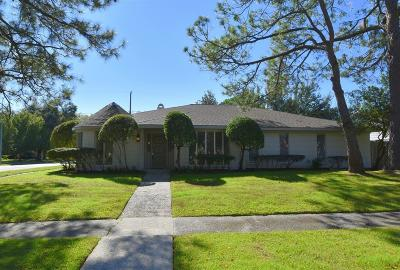 Houston Single Family Home For Sale: 10603 Russett Drive
