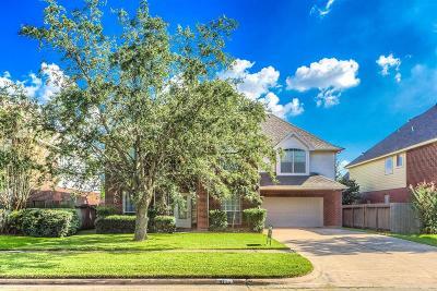 Missouri City Single Family Home For Sale: 4115 Custer Creek Drive