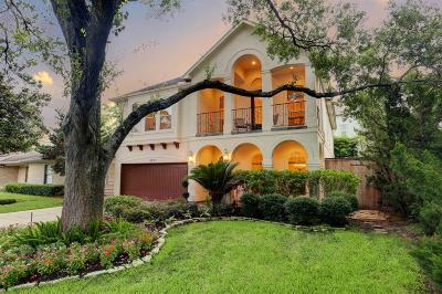 Houston Single Family Home For Sale: 3201 Drexel Drive