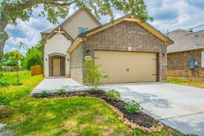 League City Single Family Home For Sale: 2811 Oklahoma Avenue