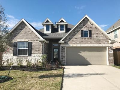 Alvin Single Family Home For Sale: 1861 Belle Place