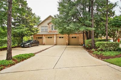 The Woodlands TX Condo/Townhouse For Sale: $178,999