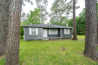 Humble Single Family Home For Sale: 16611 Larchwood Drive