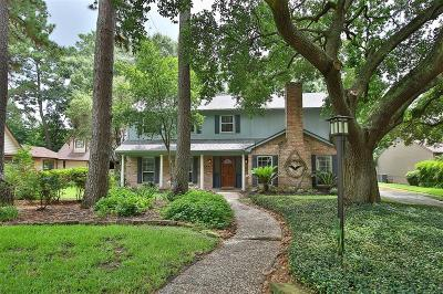 Spring Single Family Home For Sale: 17506 Spicewood Springs Lane