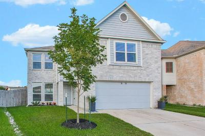 Katy Single Family Home For Sale: 21606 Dean Dale Court