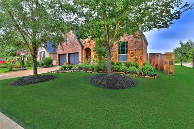 Fulshear Single Family Home For Sale: 5819 Amherst Farms Lane