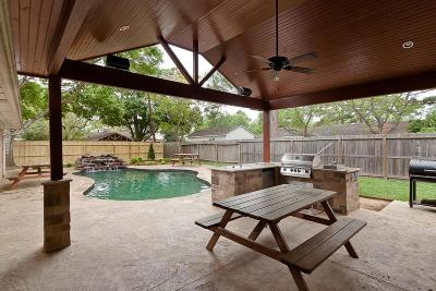 Friendswood Single Family Home For Sale: 610 Heather Lane