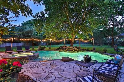 Montgomery Single Family Home For Sale: 1005 The Cliffs Boulevard