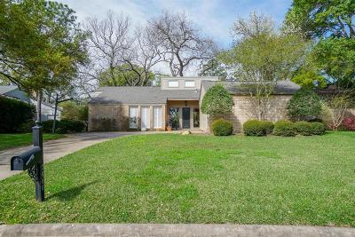 Missouri City Single Family Home For Sale: 3406 Robinson Road