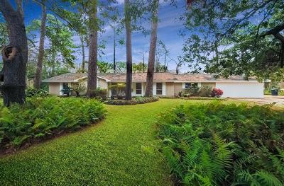 Kingwood Single Family Home For Sale: 1331 Hickory Lane