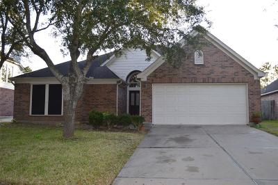 Rosharon Single Family Home For Sale: 5806 Windy Knoll Lane