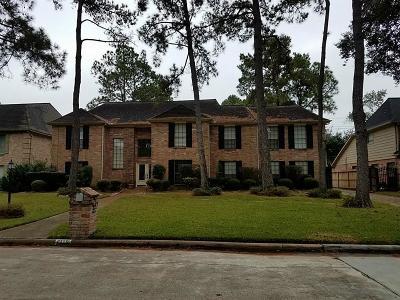 Spring Single Family Home Pending: 8115 Northbridge Drive