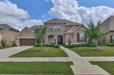 Cinco Ranch Single Family Home For Sale: 27207 Oakland Cliff Court