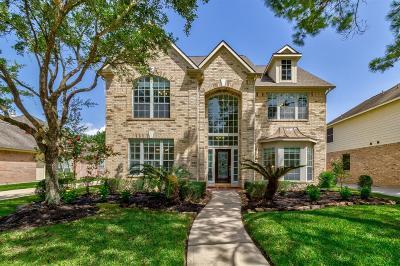 Houston TX Single Family Home For Sale: $297,000