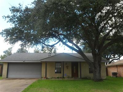 Bay City TX Single Family Home For Sale: $153,888