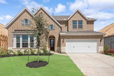 Tomball Single Family Home For Sale: 9414 Stablewood Lakes