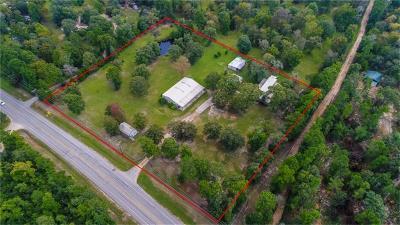 Willis Single Family Home For Sale: 14122 E Fm 1097 Road