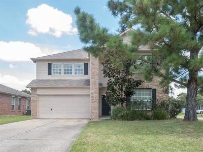 Tomball Single Family Home For Sale: 21902 Holly Branch Drive