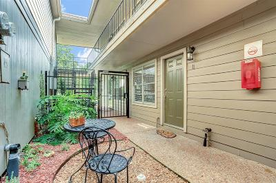 Montrose Condo/Townhouse For Sale: 606 Marshall Street #A11