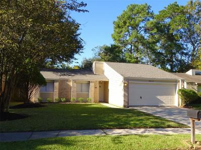 Spring Single Family Home For Sale: 24115 Spring Gum Drive