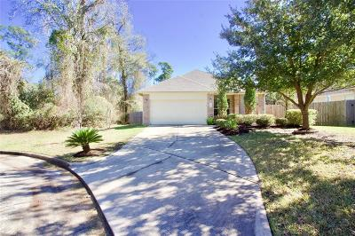 Montgomery Single Family Home For Sale: 12970 Shady Grove Lane