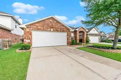 Willis, Montgomery, The Woodlands, Conroe, Shenandoah, Spring Single Family Home For Sale: 2823 Lockeridge Cove Drive