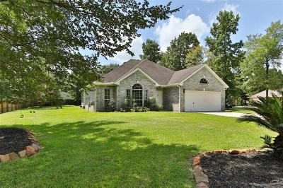 Magnolia Single Family Home For Sale: 7403 Wedgewood Drive